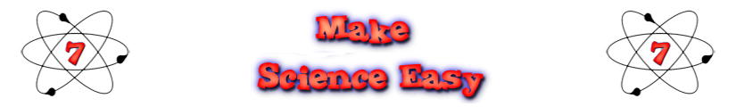 Image of the Make Science Easy Banner logo